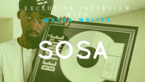 Exclusive: Meet Grammy Award Winning Vocal Songwriter Sosa (Audio)