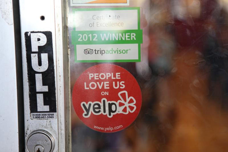 Should Small Business Owners Sue Customers for Negative Yelp Reviews?