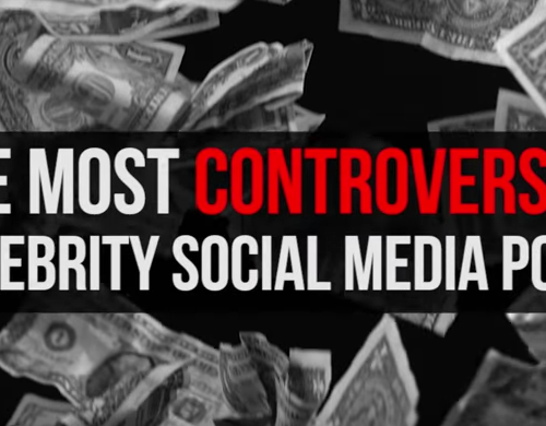 Watch: Controversial Social Media Posts Of Famous People